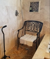 good shower chair